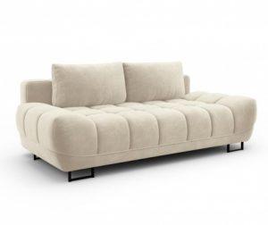 Canapea extensibila 3 locuri Cirrus Beige