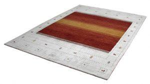 Covor Modern & Geometric Silva, Multicolor 90x160
