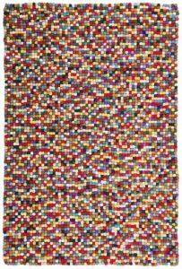 Covor Shaggy Latium, Multicolor