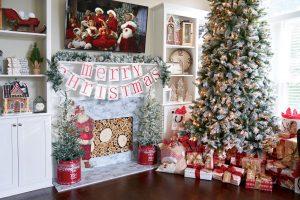 decoratiuni ornamente craciun
