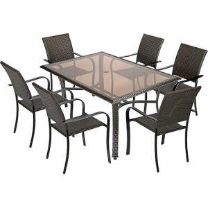 Set mobilier gradina/terasa Kring Amalfi,